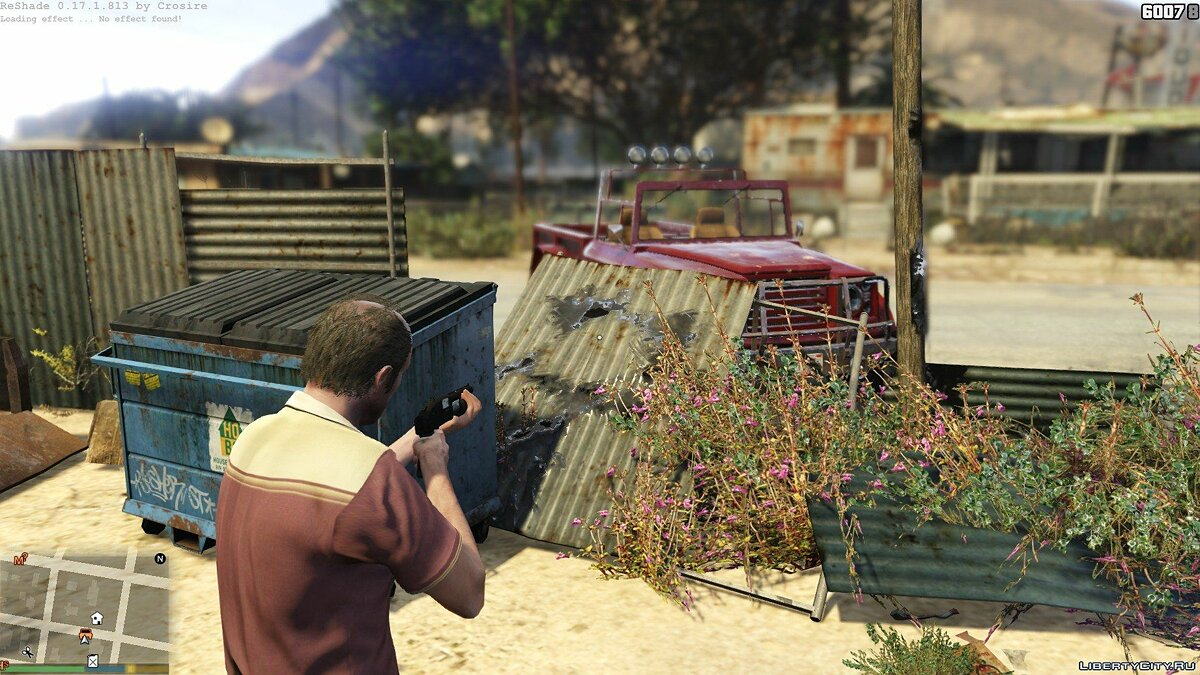 Enhanced Effects for GTA 5