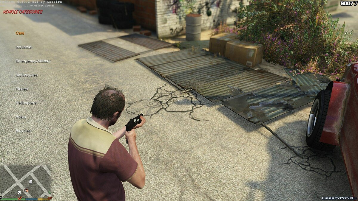 Enhanced Effects for GTA 5 - screenshot #2