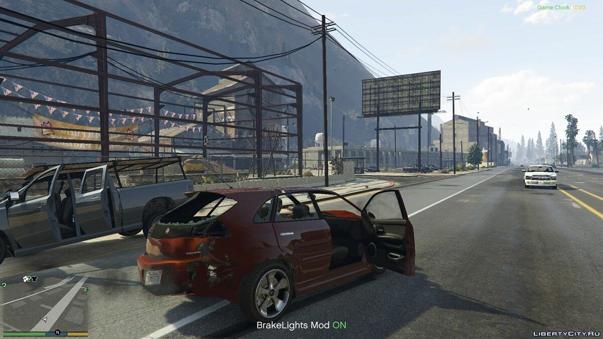 Better Deformation + More Durable Cars 0.1c for GTA 5 - screenshot #3