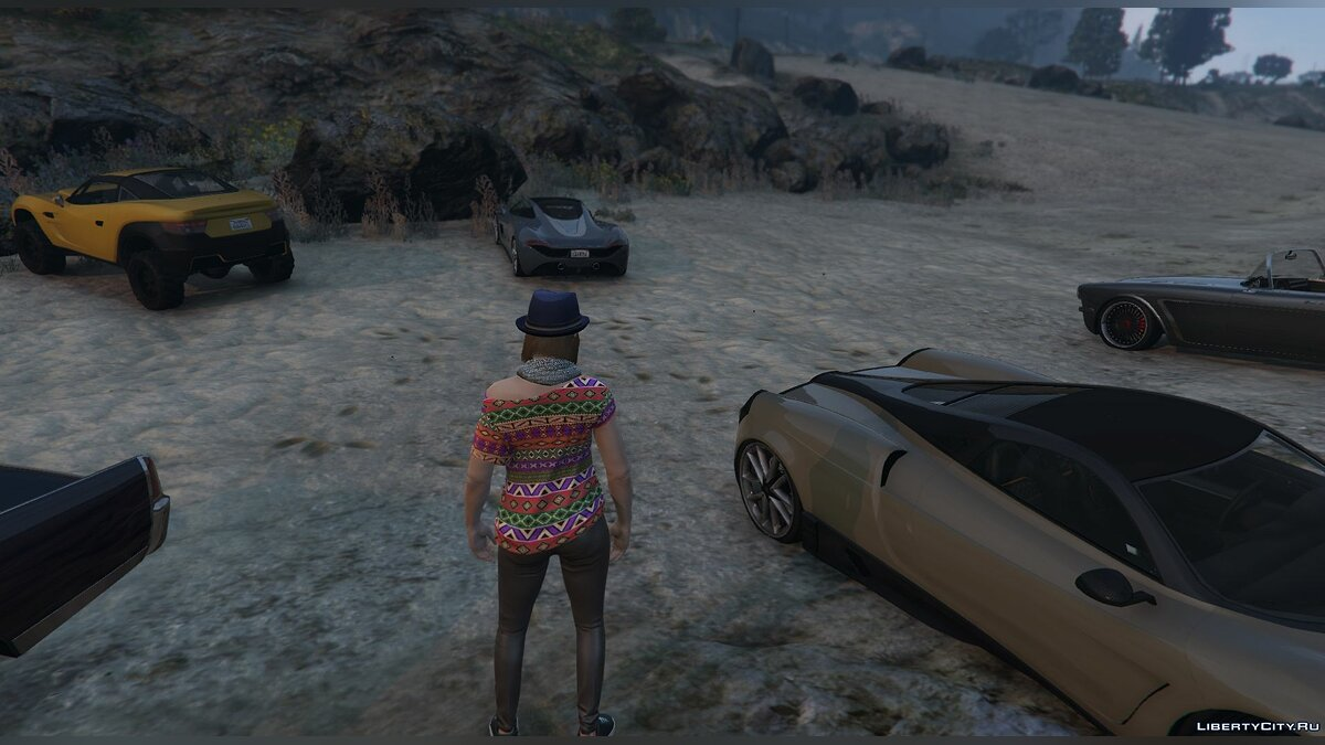 Patch GTA V 374 Patch fix, DLC luxe + luxe2 for GTA 5