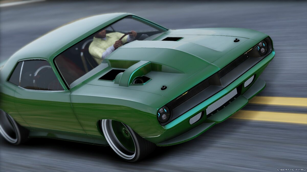Plymouth car Plymouth Cuda