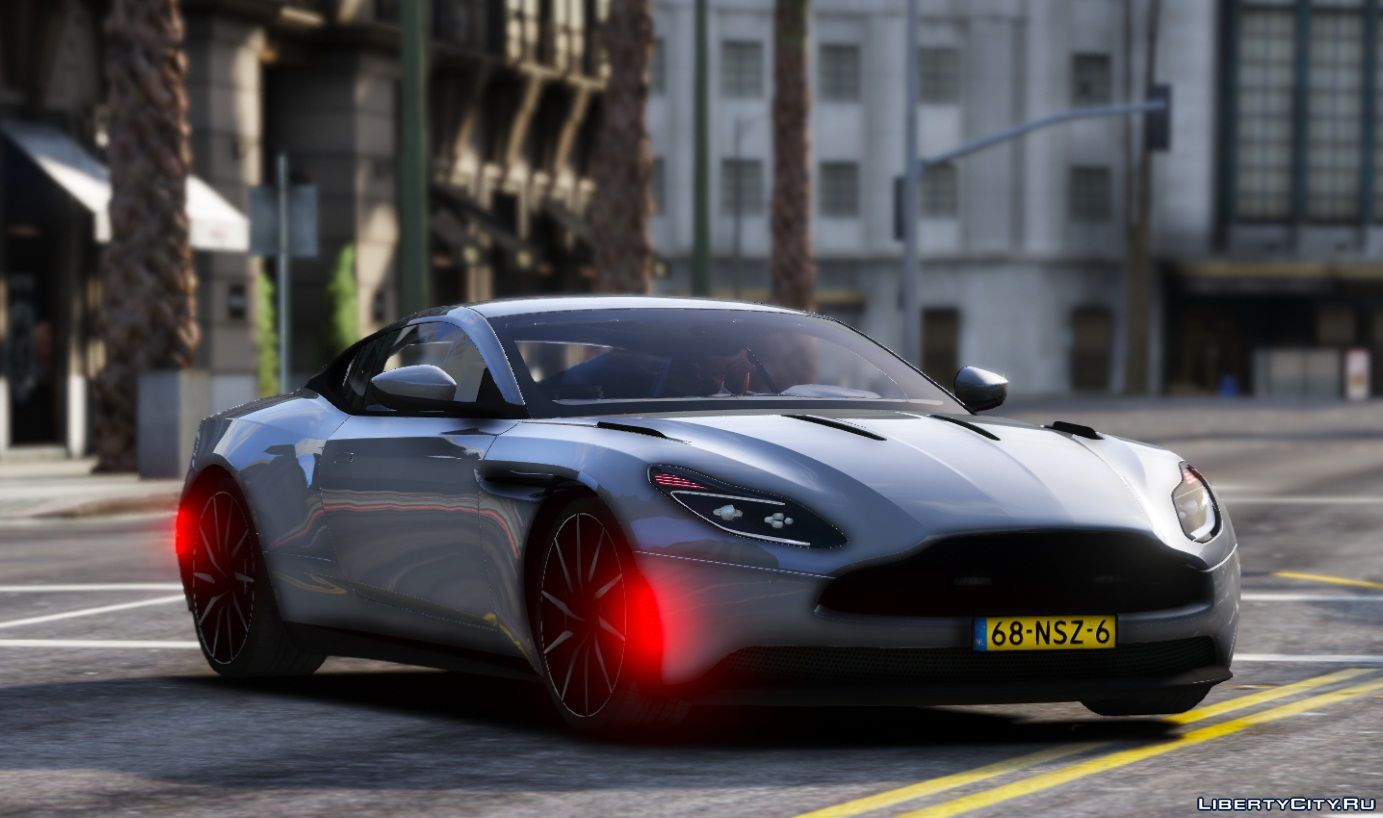 Aston Martin Db11 Police Politie Unmarked Els Replace 1 0 For Gta 5