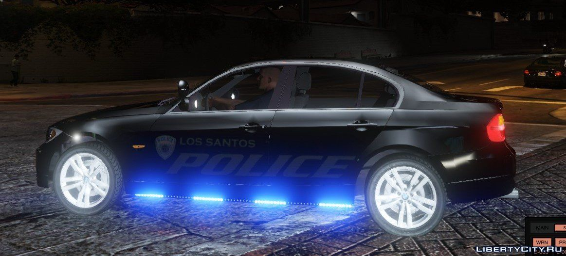 Undercover US Police BMW ADDON / REPLACE 1 for GTA 5