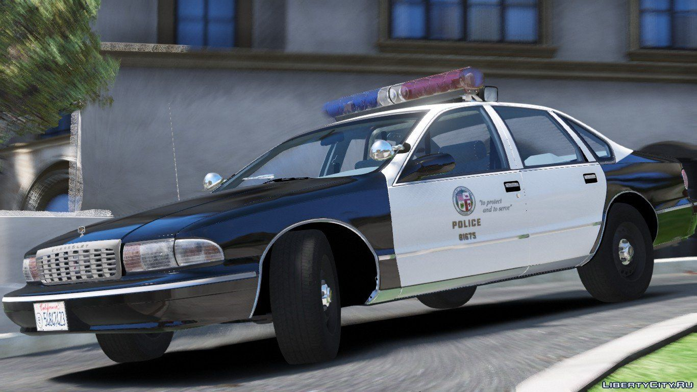 1995 chevy caprice 9c1 los angeles police dept 1 0 for gta 5 1995 chevy caprice 9c1 los angeles