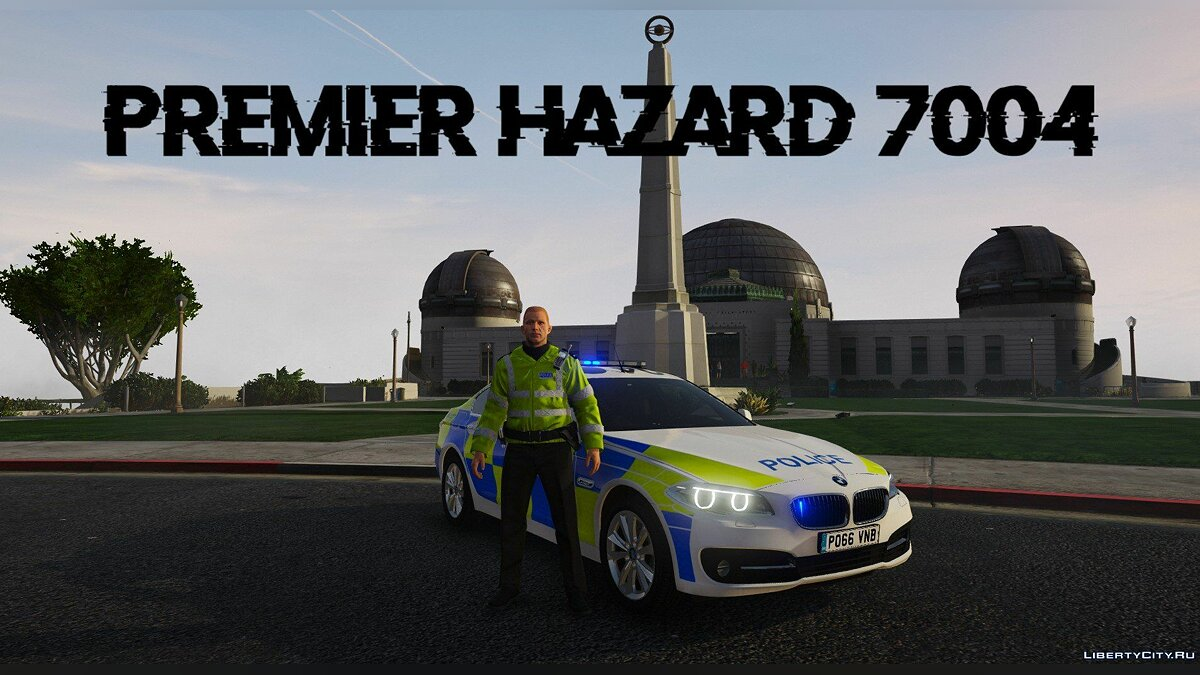 Police car Premier Hazard 7004 | Siren | [UPDATED] 1.0.0.2 for GTA 5