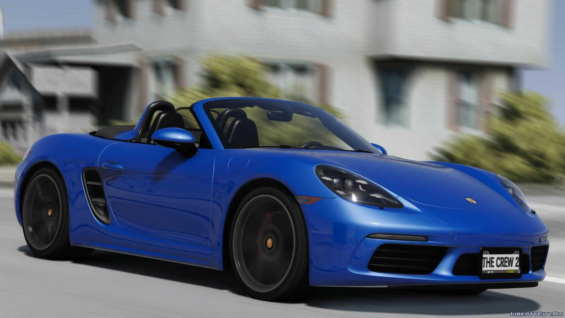 2016 Porsche 718 [Replace / ADD-ON] 3 0 for GTA 5