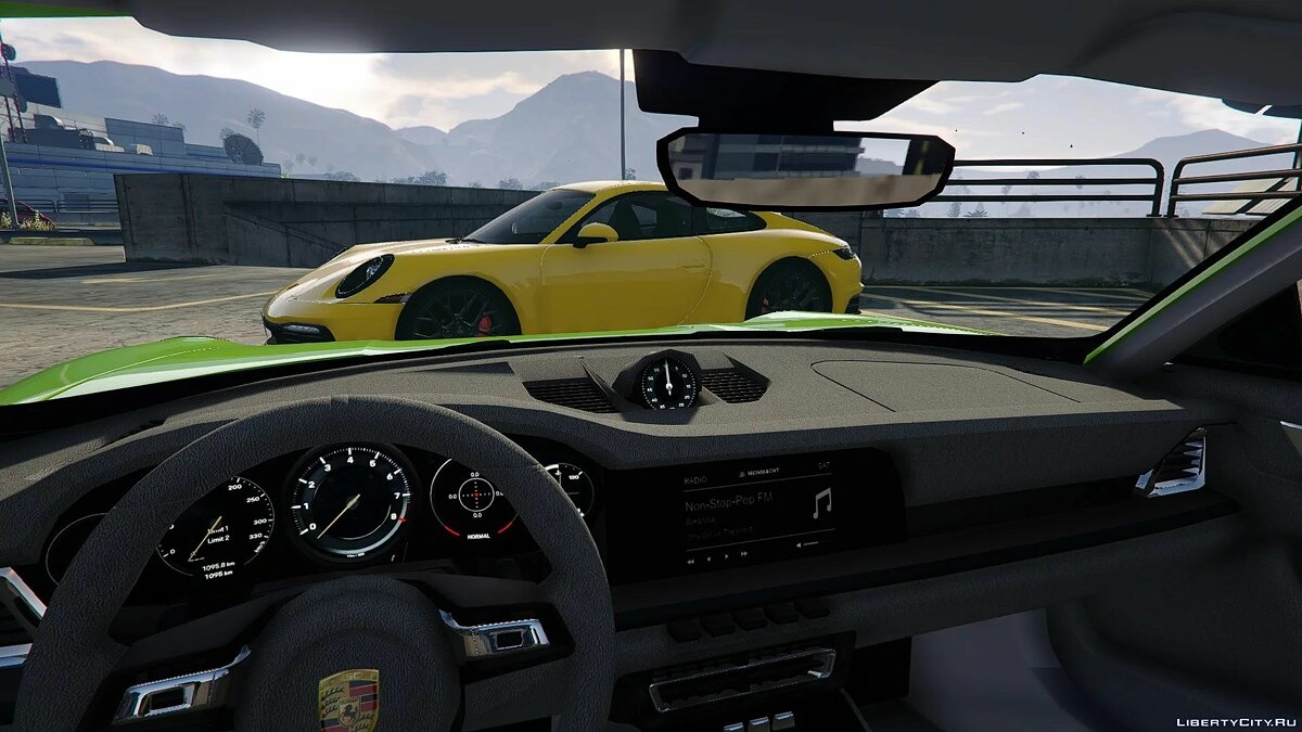 Porsche car 2019 PORSCHE 911 (992) Carrera S / Targa S [Add-On | Replace] 1.0 for GTA 5