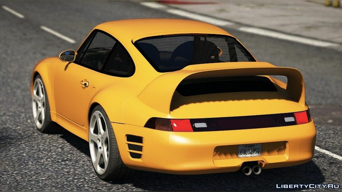 Porsche car RUF CTR2 1995 [Add-On / Replace] 1.0 for GTA 5