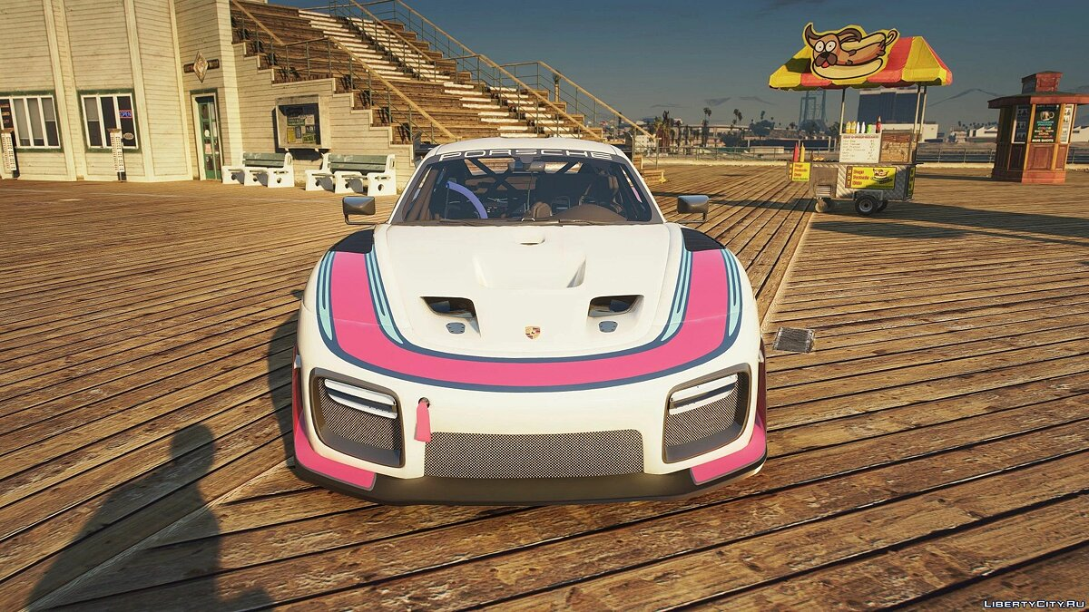 Porsche car Porsche 935 [Add-On] 0.5 for GTA 5