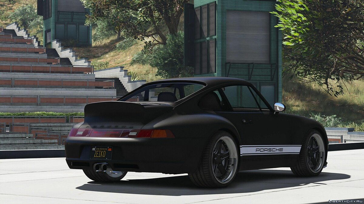 Porsche car Guntherwerks 400R [Add-On | Unlocked] 1.0 for GTA 5