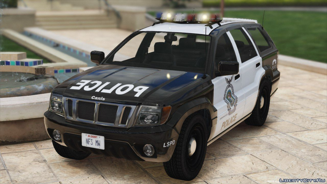 Rockport Police Pack [Add-On   Template   RDE-Style] for GTA 5