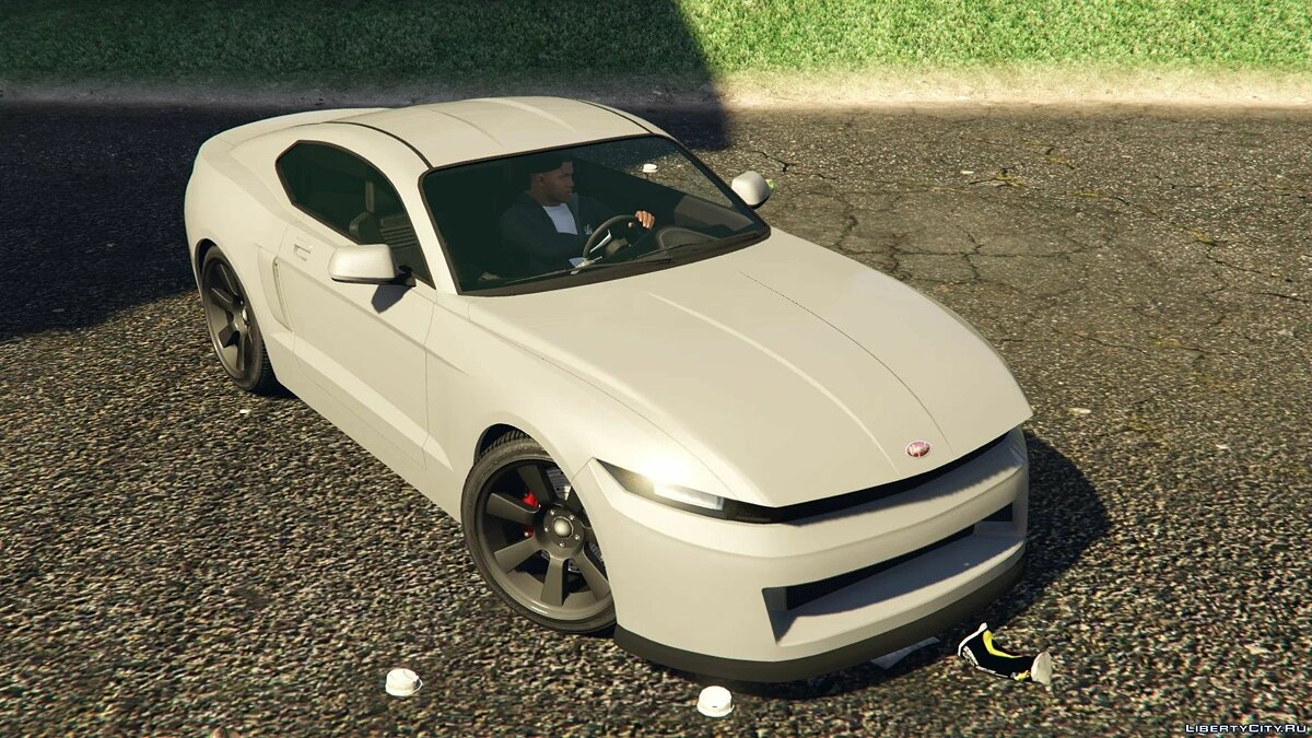Cars Vapid Dominator GTS [Add-On | Tuning] for GTA 5
