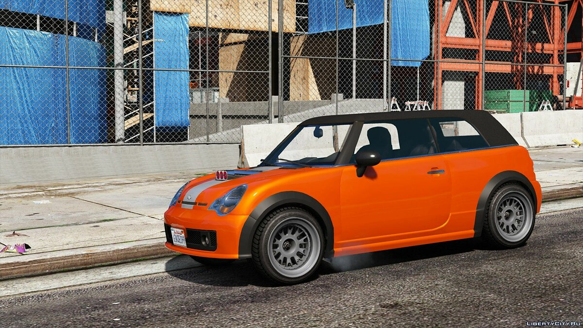 Cars Weeny Issi V8 [Addon | Tuning] 1.0 for GTA 5