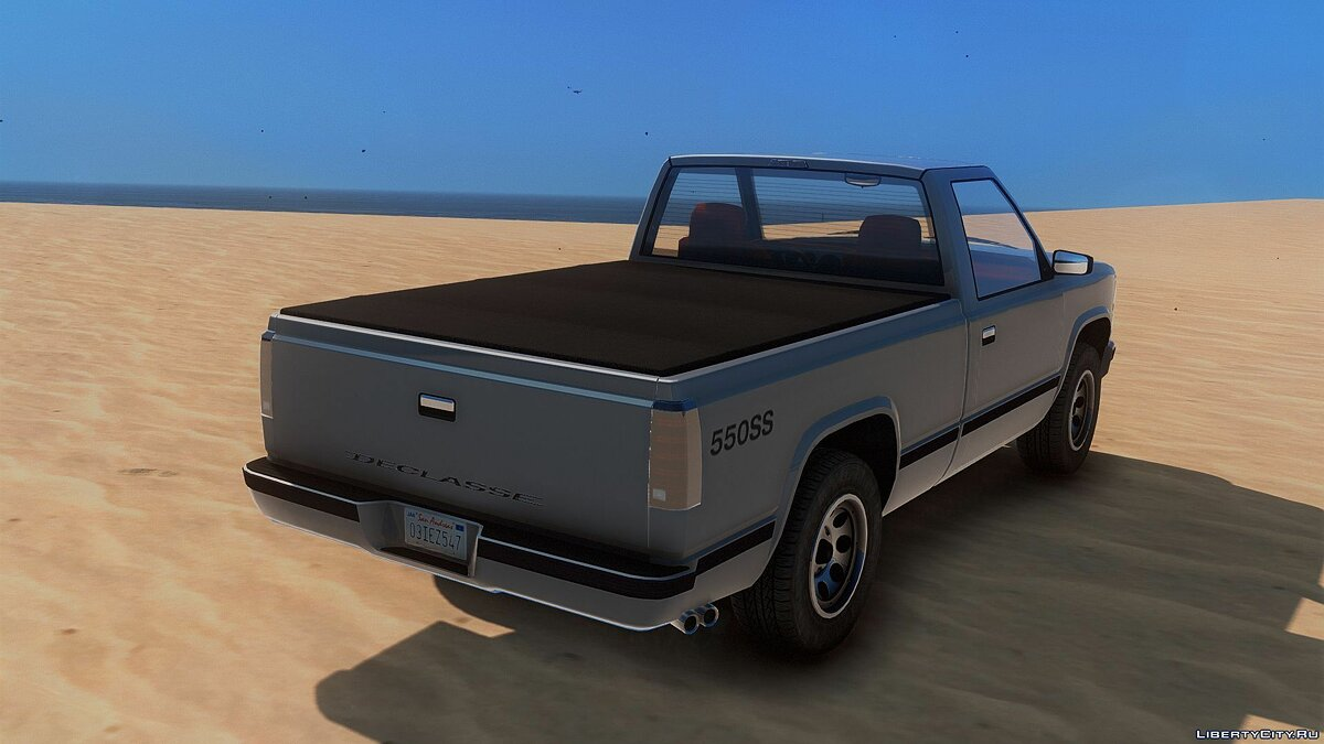 Cars Declasse 550SS for GTA 5
