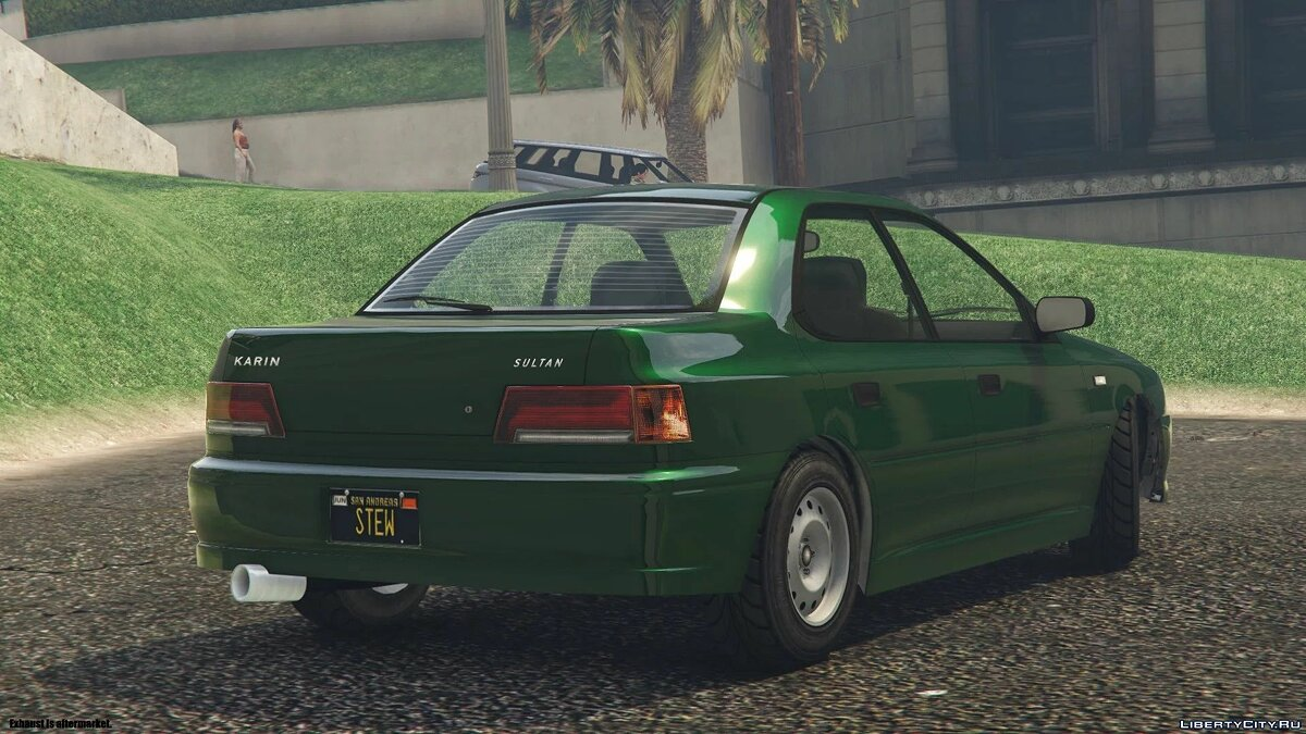 Cars Karin Sultan Basic [Add-On | Tuning | Sounds | Handling] for GTA 5