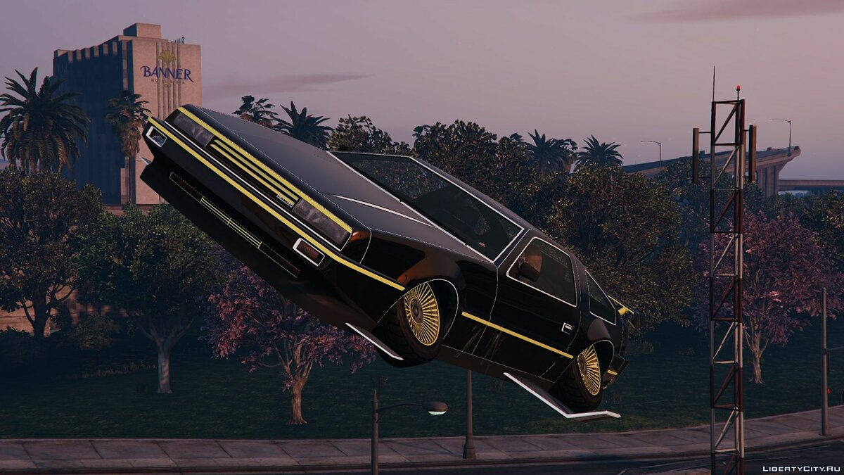 Cars Imponte Digital Deluxo from GTA 5 for GTA 5