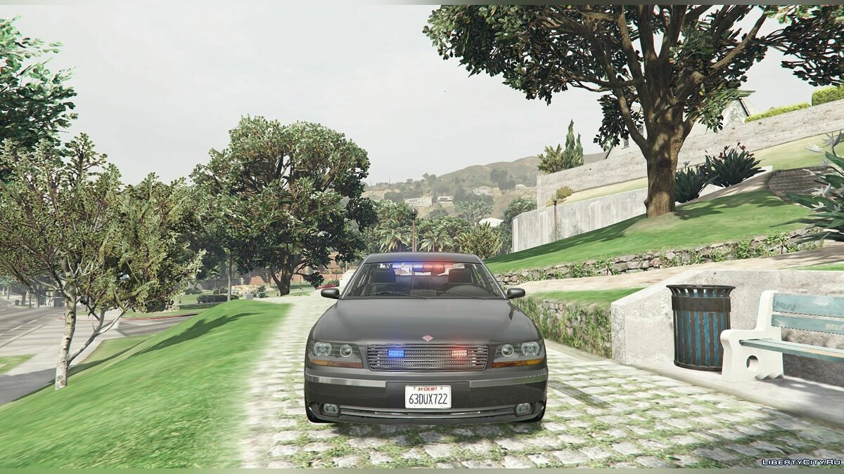 Cars Unmarked FIB Oracle [Replace] 1.0.0.0 for GTA 5