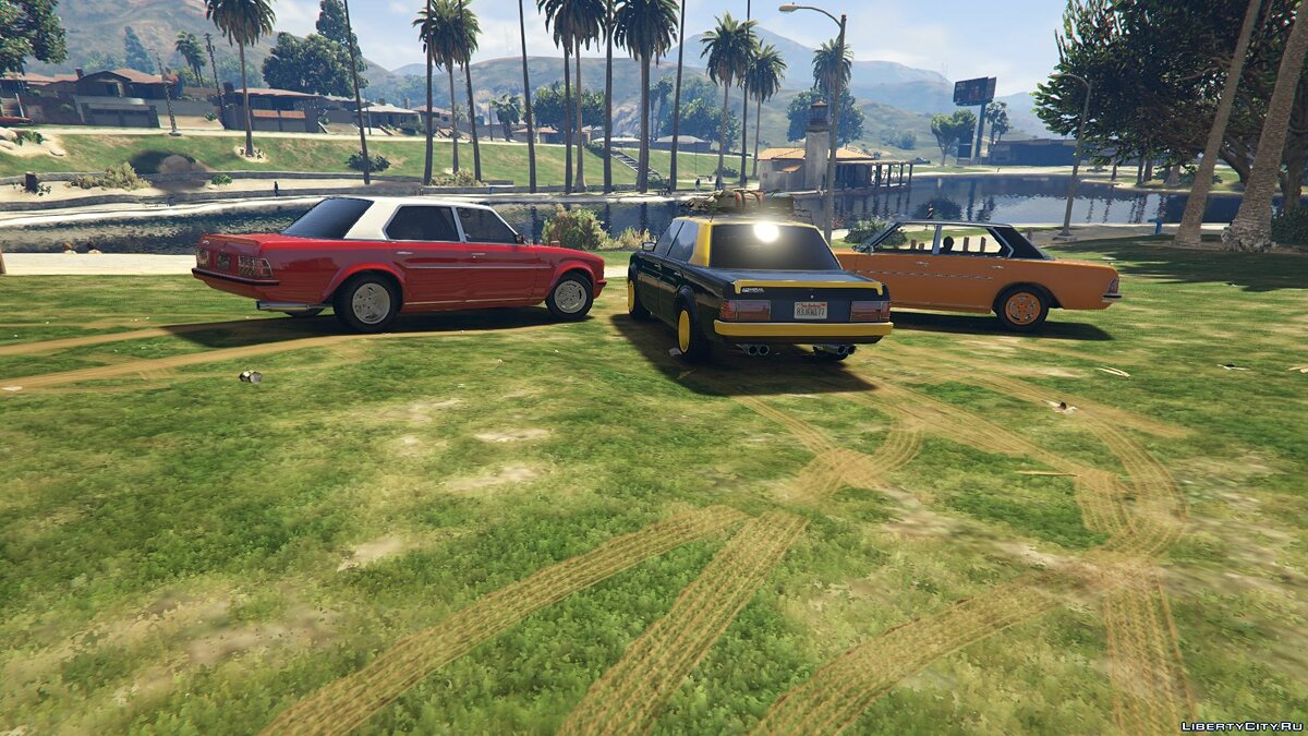 Cars Benefactor Admiral Classic [Add-On / Replace | Tuning] for GTA 5