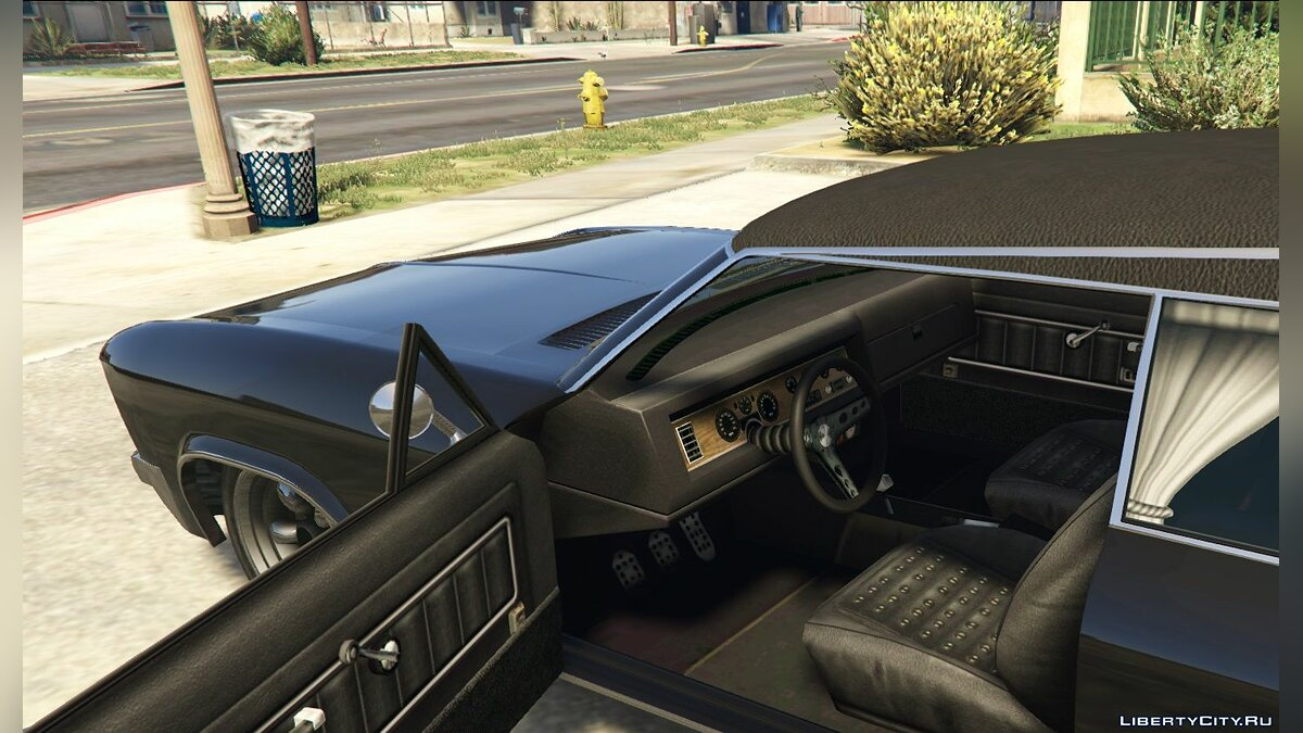 Cars Civilian Chariot Lurcher Hearse [Add-On] for GTA 5