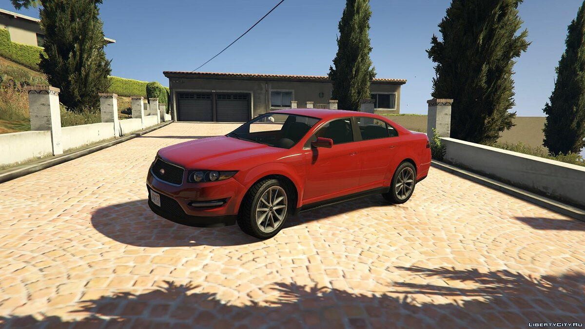 Cars Vapid Torrence [Add-On / Replace | Tuning] 1.1 for GTA 5