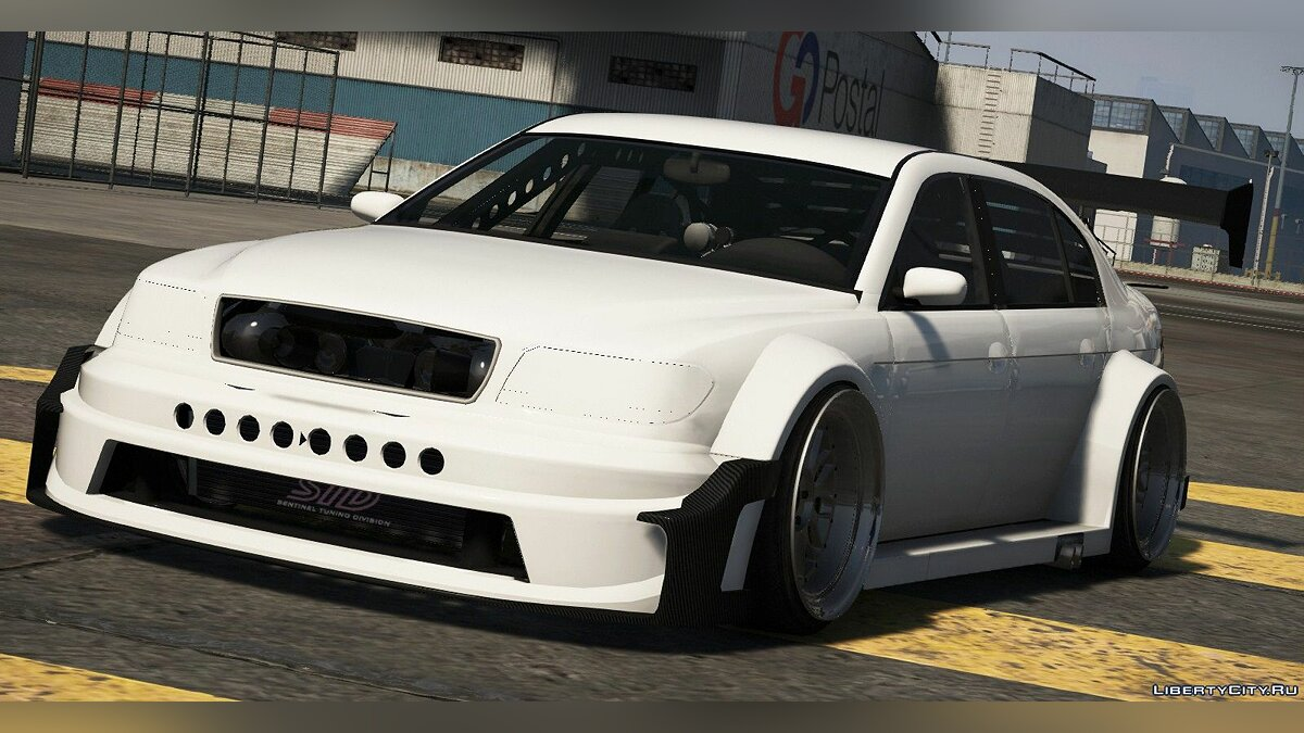 Cars Oracle V12 std [Add-On / Tuning / carpack / livery / template] for GTA 5