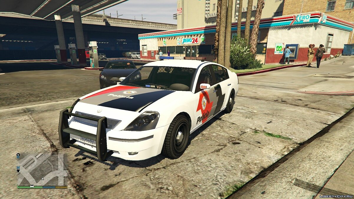 Cars Annis Pinnacle PMESP 1.0 for GTA 5