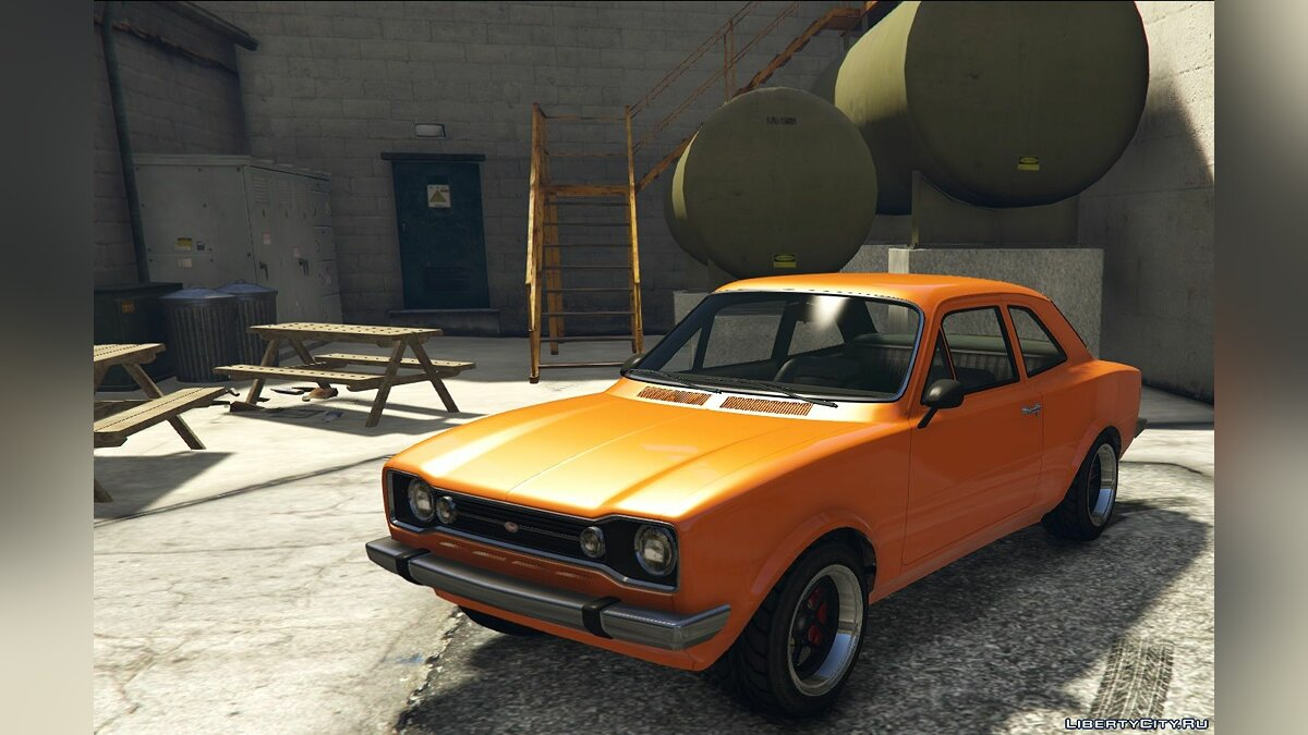 Cars Civilian Vapid Retinue [Replace] 1.1 for GTA 5
