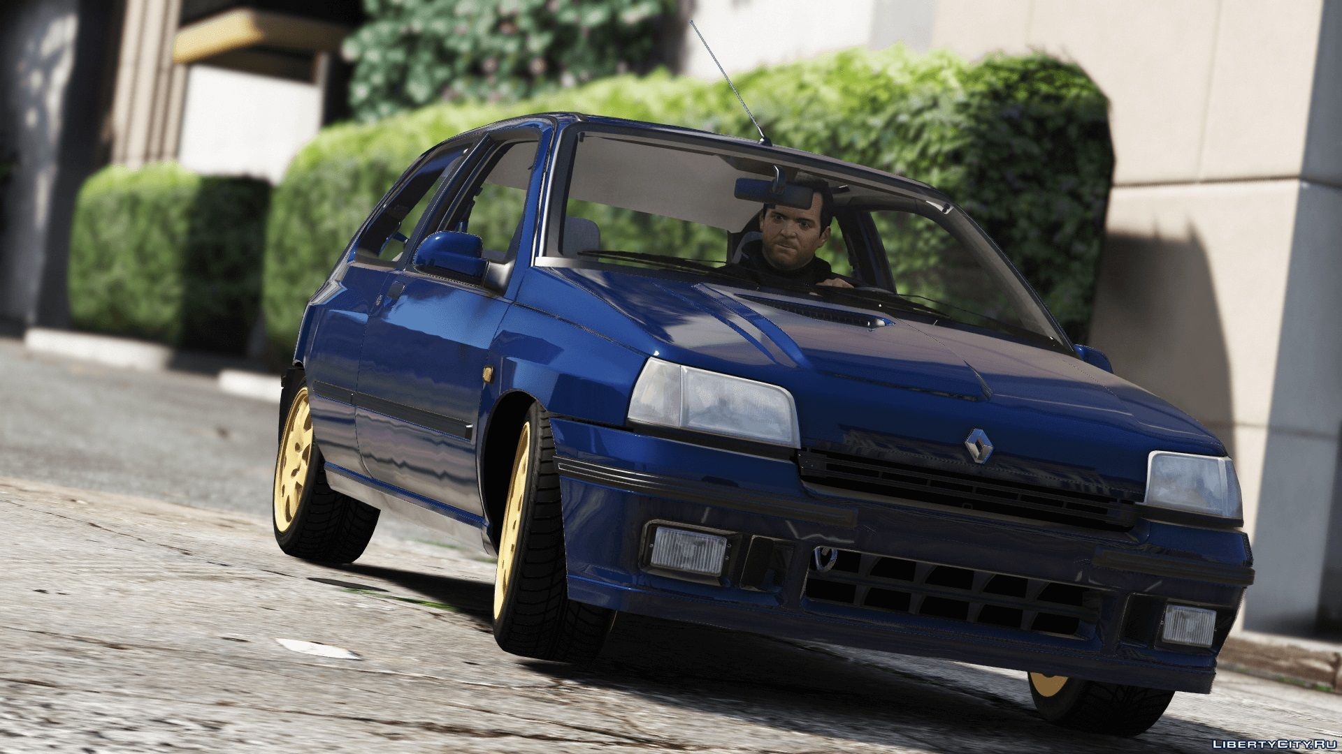 renault clio williams 1 x57 39 93 add on for gta 5. Black Bedroom Furniture Sets. Home Design Ideas