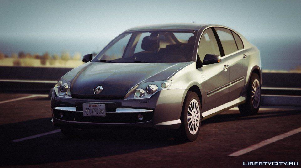 renault laguna iii 1 add on replace extras tuning 1 0 for gta 5. Black Bedroom Furniture Sets. Home Design Ideas