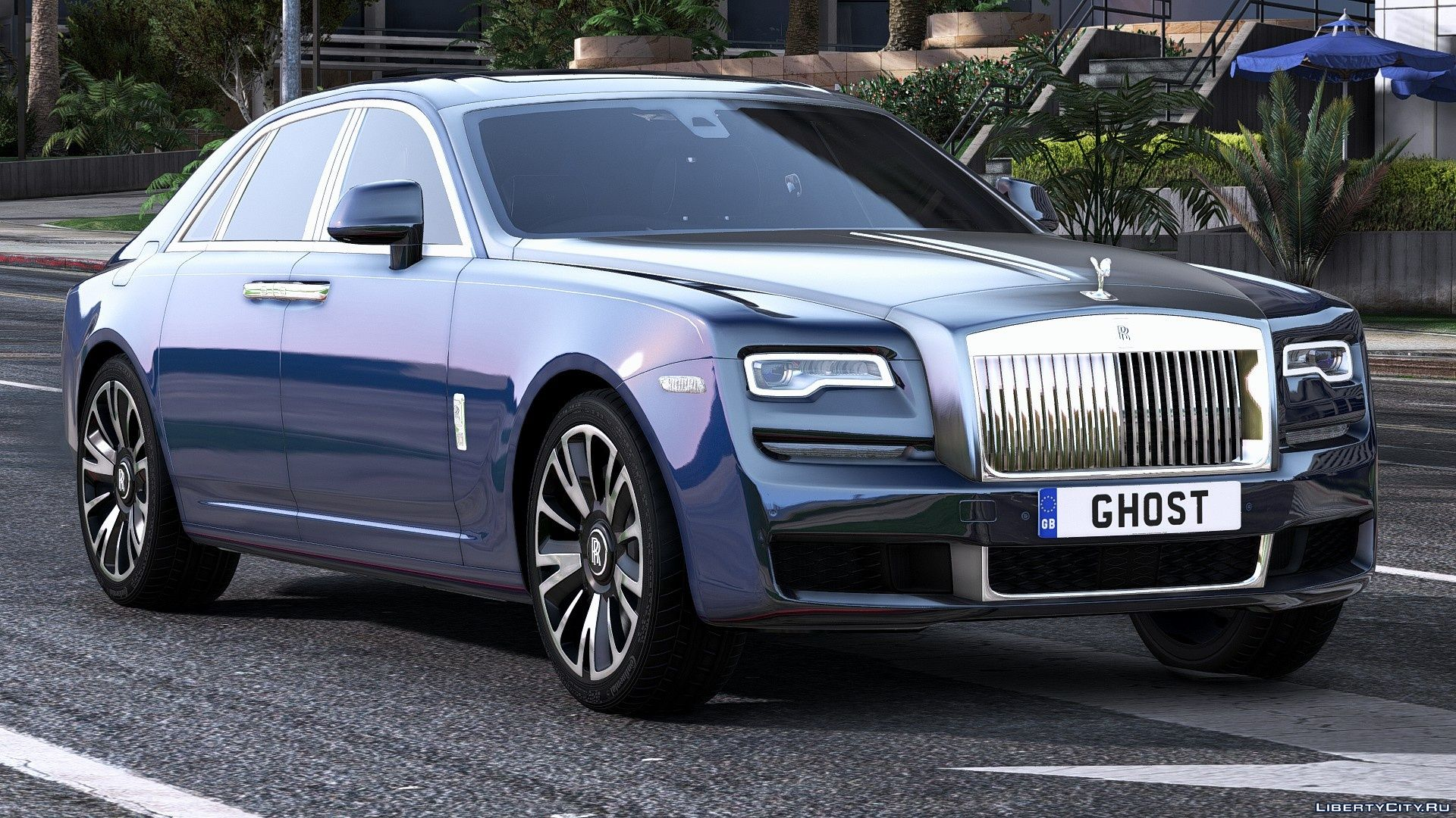 Rolls-Royce for GTA 5: 26 Rolls-Royce car for GTA 5