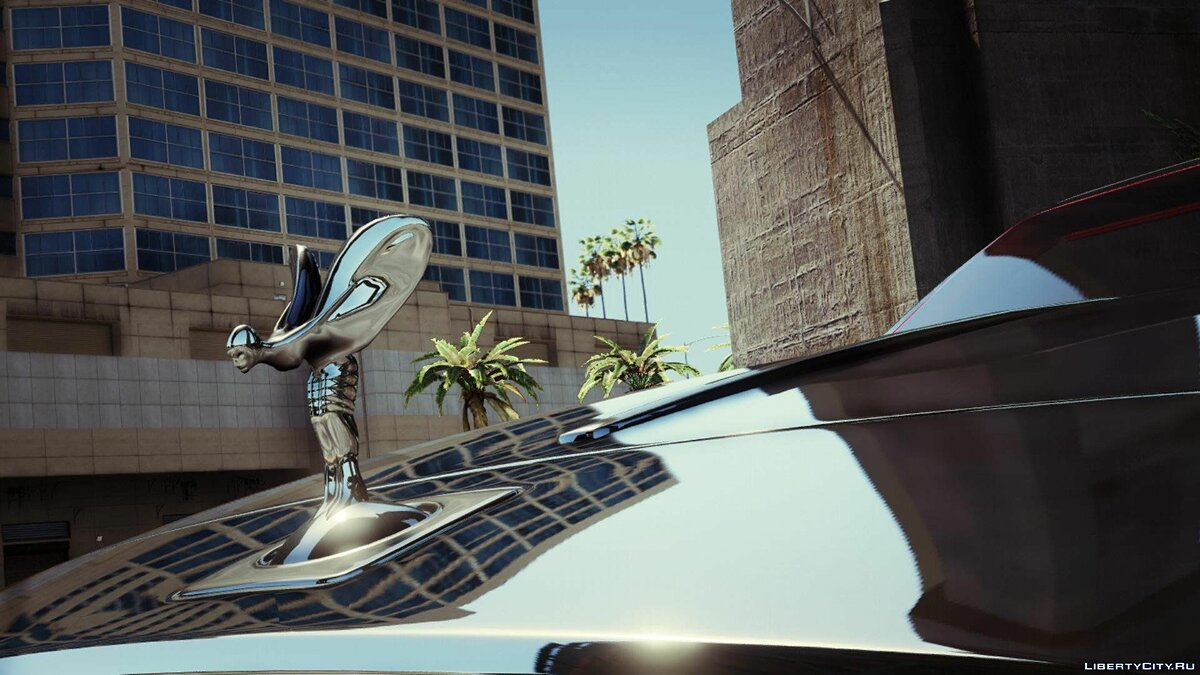 Rolls-Royce car 2017 Rolls Royce Dawn [Replace] 1.0 for GTA 5
