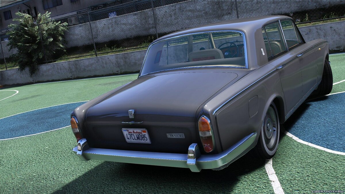 Rolls-Royce car 1967 Rolls-Royce Silver Shadow 1.0 for GTA 5