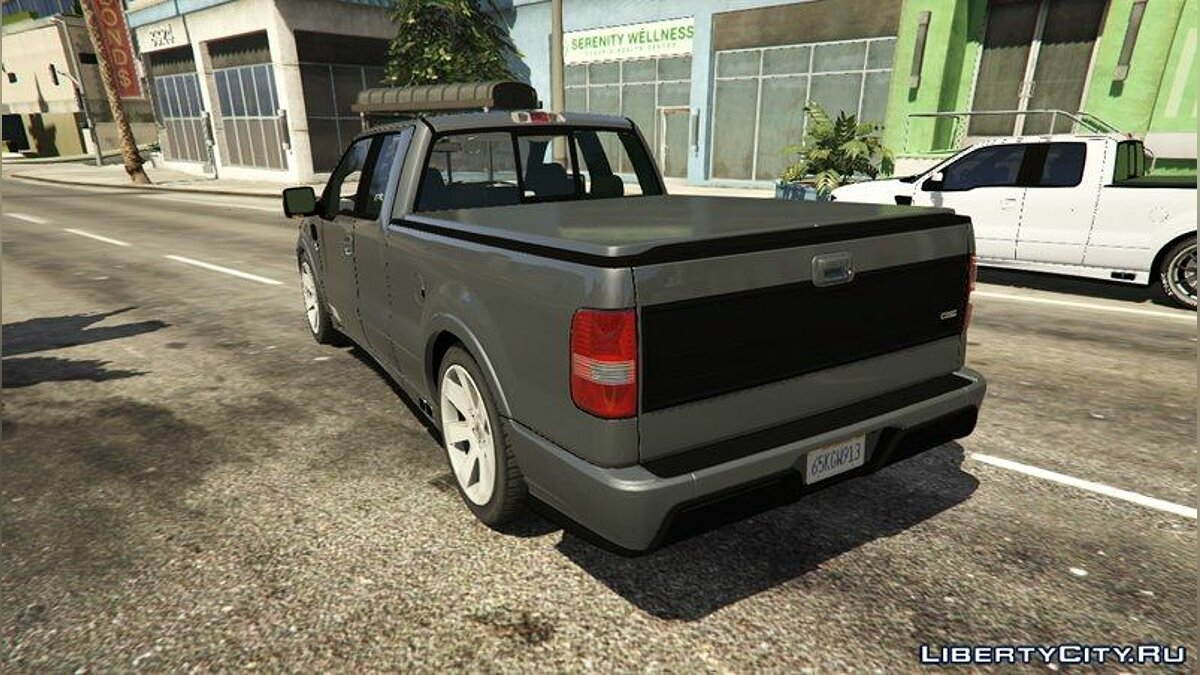 Saleen car 2008 Saleen S331 Supercab for GTA 5