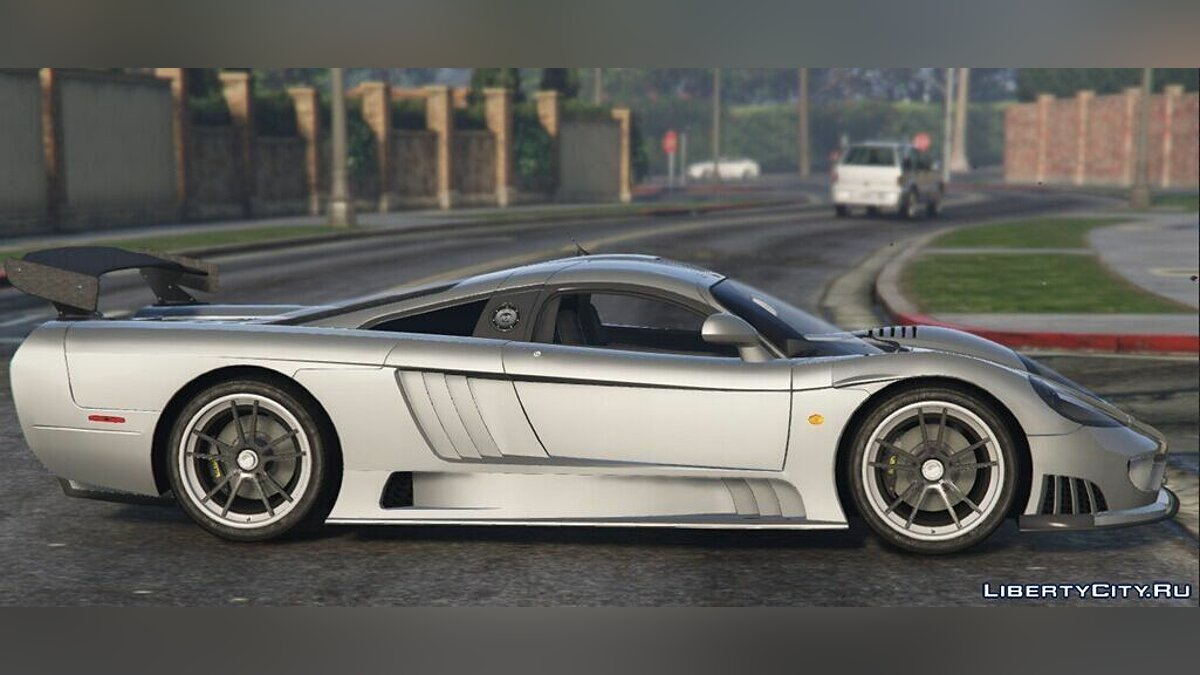 Saleen car 2002 Saleen S7 ADD-ON version 3 for GTA 5