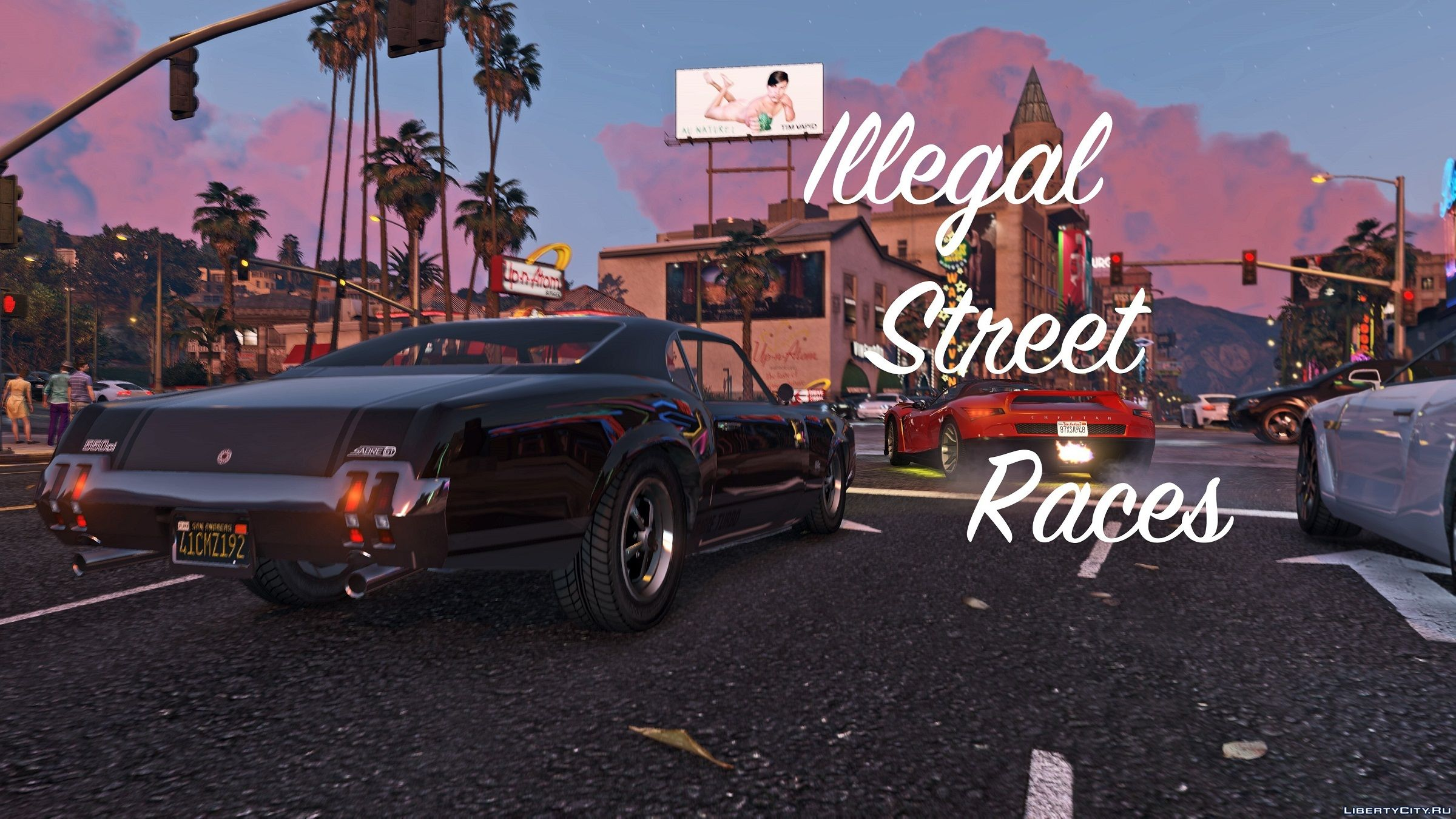 Illegal Street Races 1 1 For Gta 5