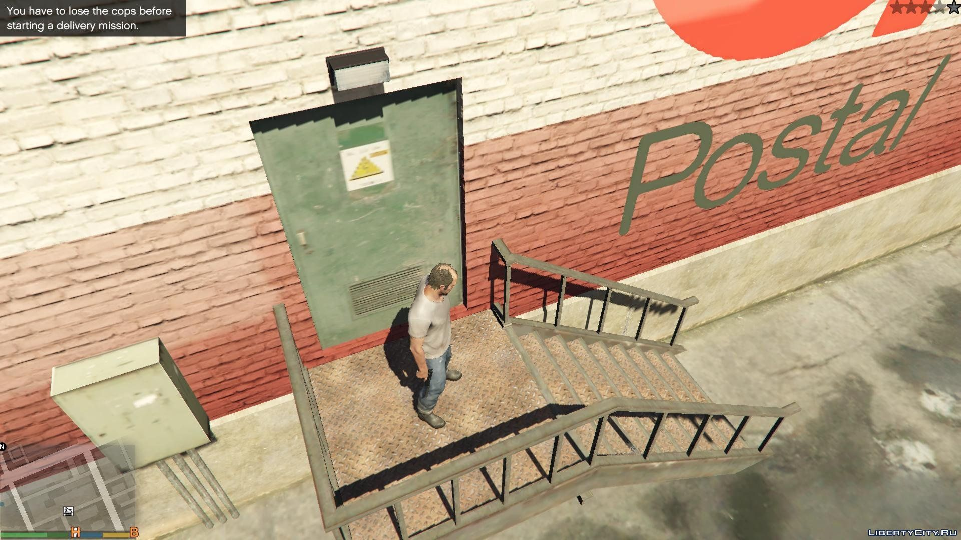 Delivery Missions for GTA 5
