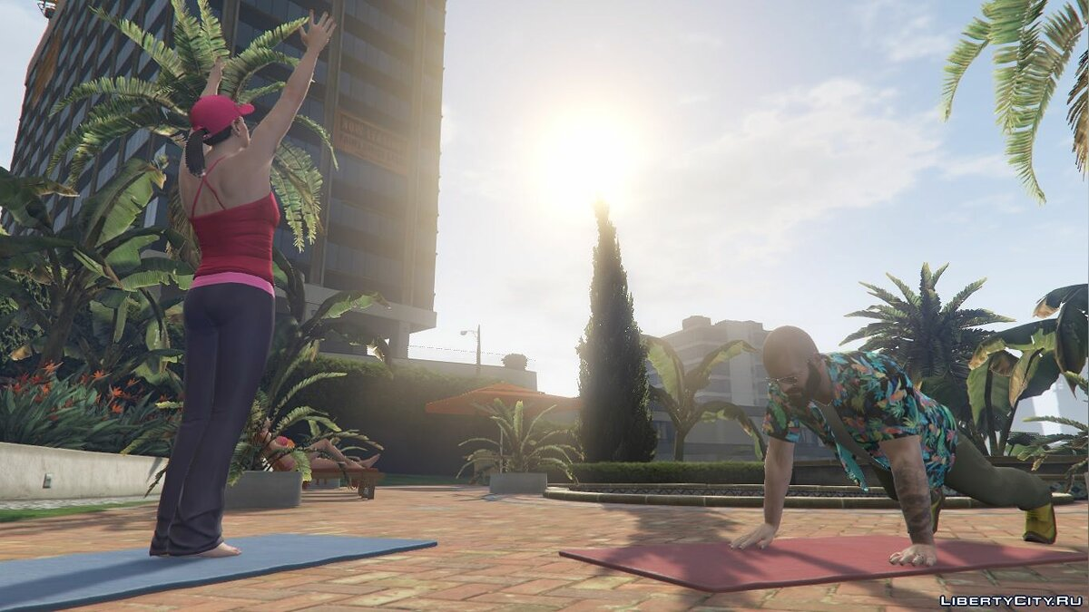 Script mod Sports activities for GTA 5