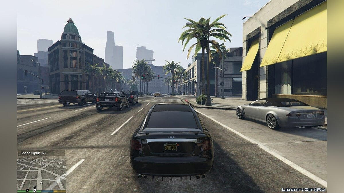 Speedometer for GTA 5