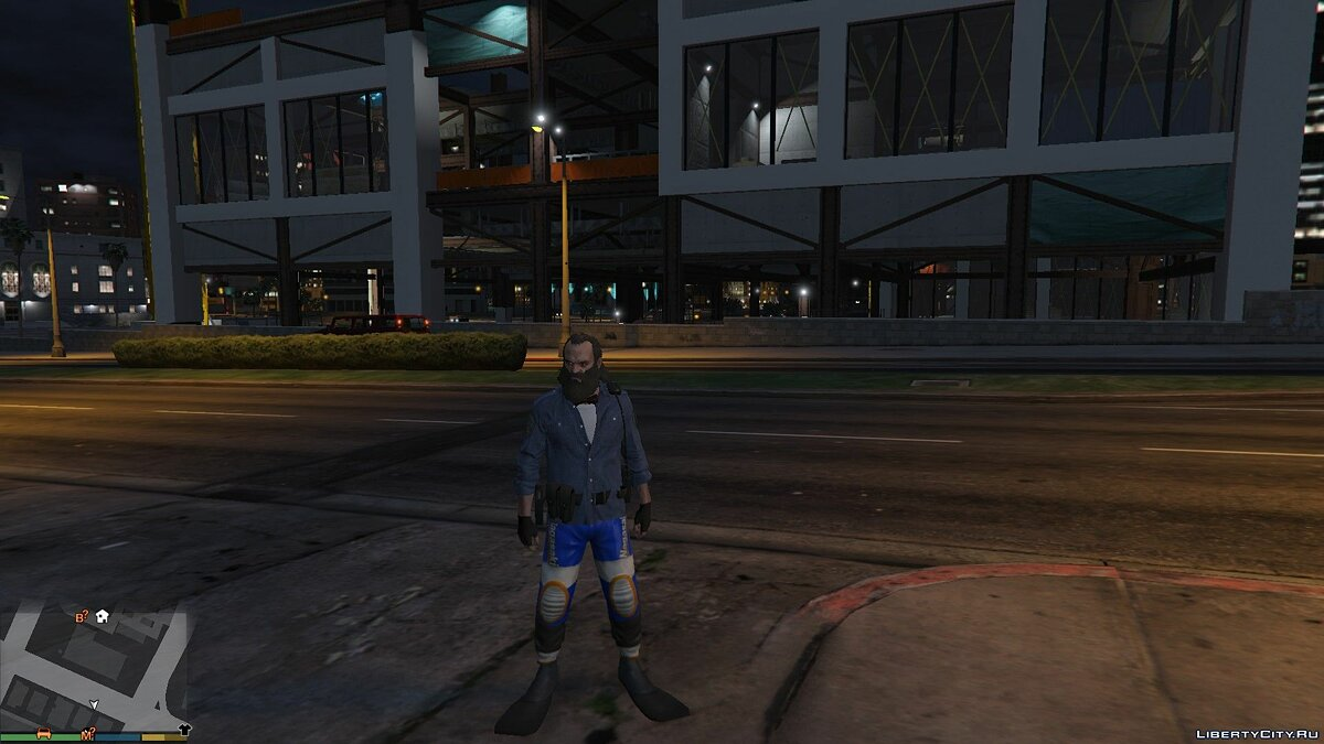 GTA 5: Enhancements for GTA 5