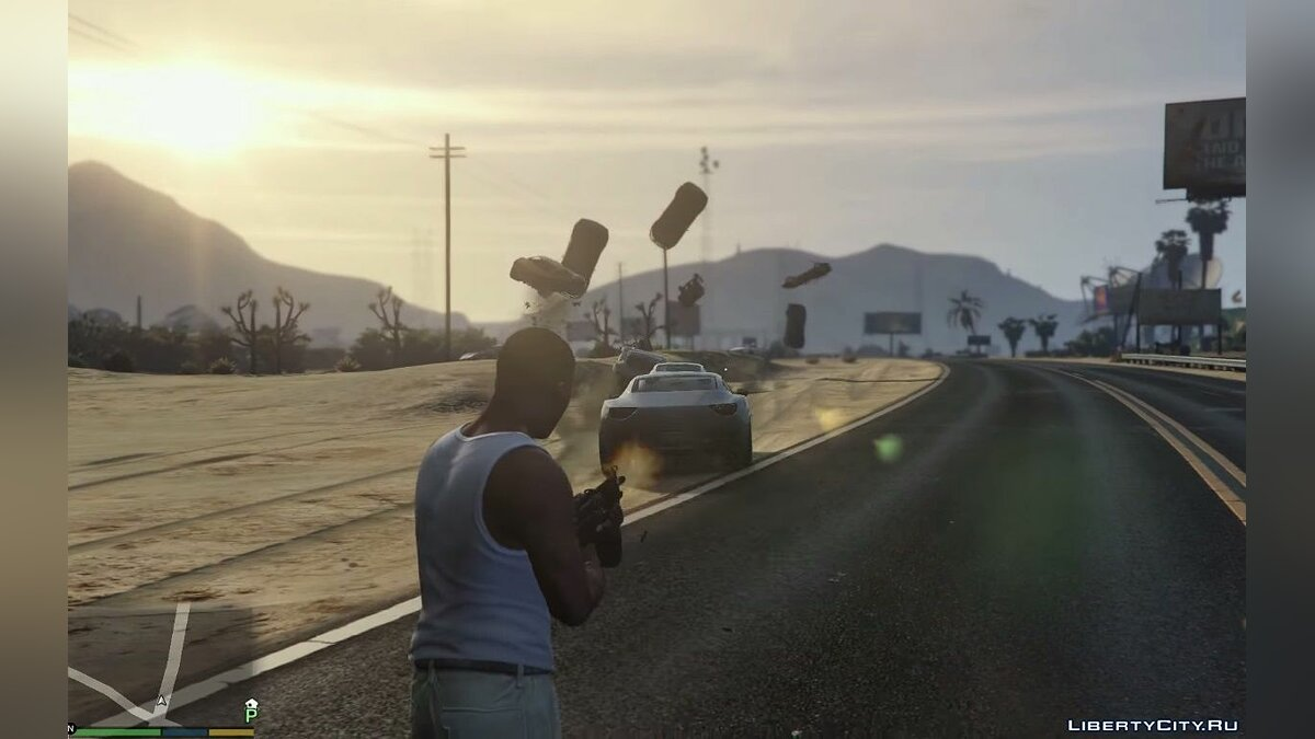 Automotive cannon / Vehicle Cannon 1.0 for GTA 5