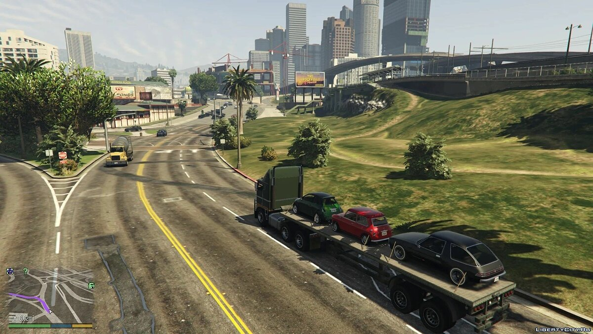 Script mod Hook like in Just Cause for GTA 5