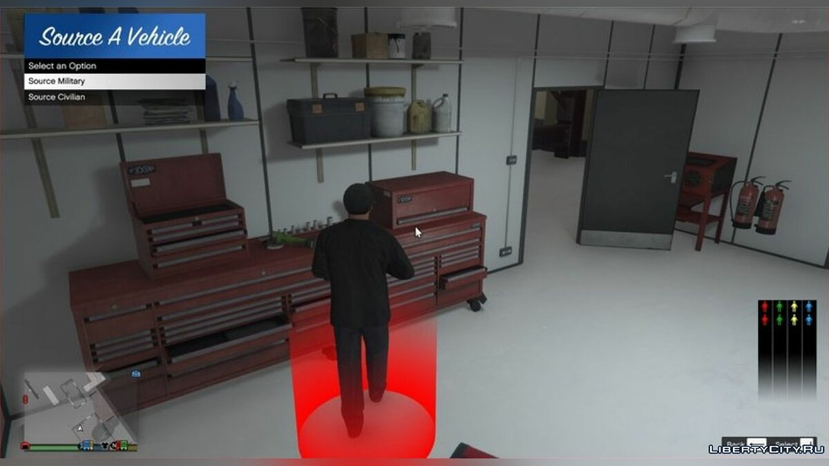 """Script mod Smuggler's Run Business 1.3 - """"Smugglers"""" from GTA Online to GTA 5 for GTA 5"""