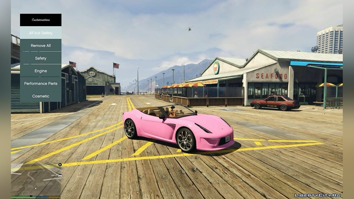 Instant tuning for GTA 5 - screenshot #2