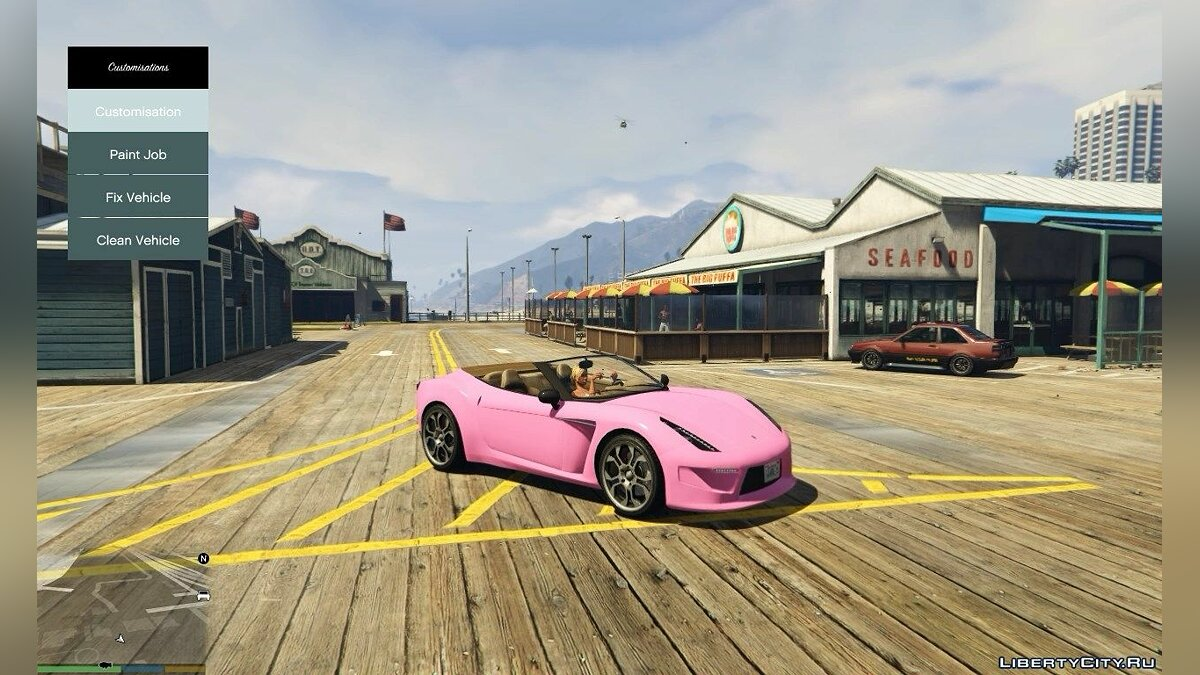 Instant tuning for GTA 5