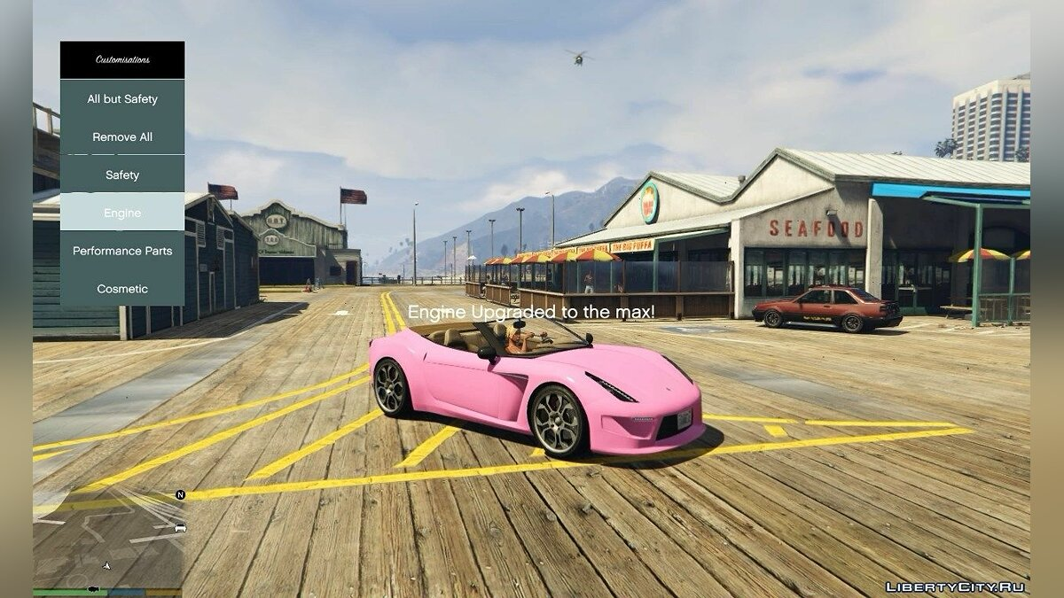 Instant tuning for GTA 5 - screenshot #3