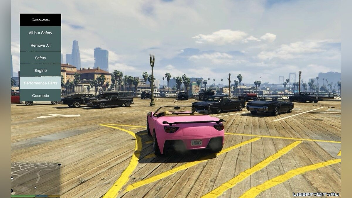 Instant tuning for GTA 5 - screenshot #4