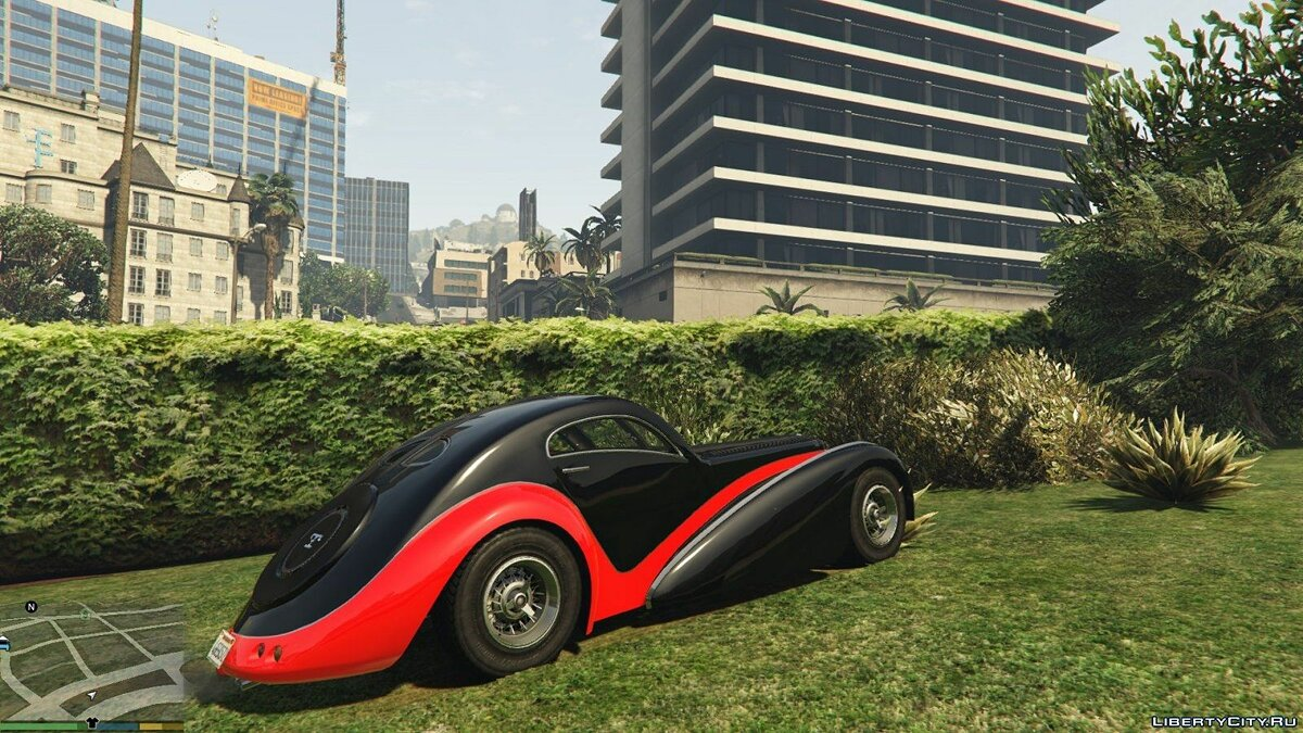 Auto Car Paint for GTA 5