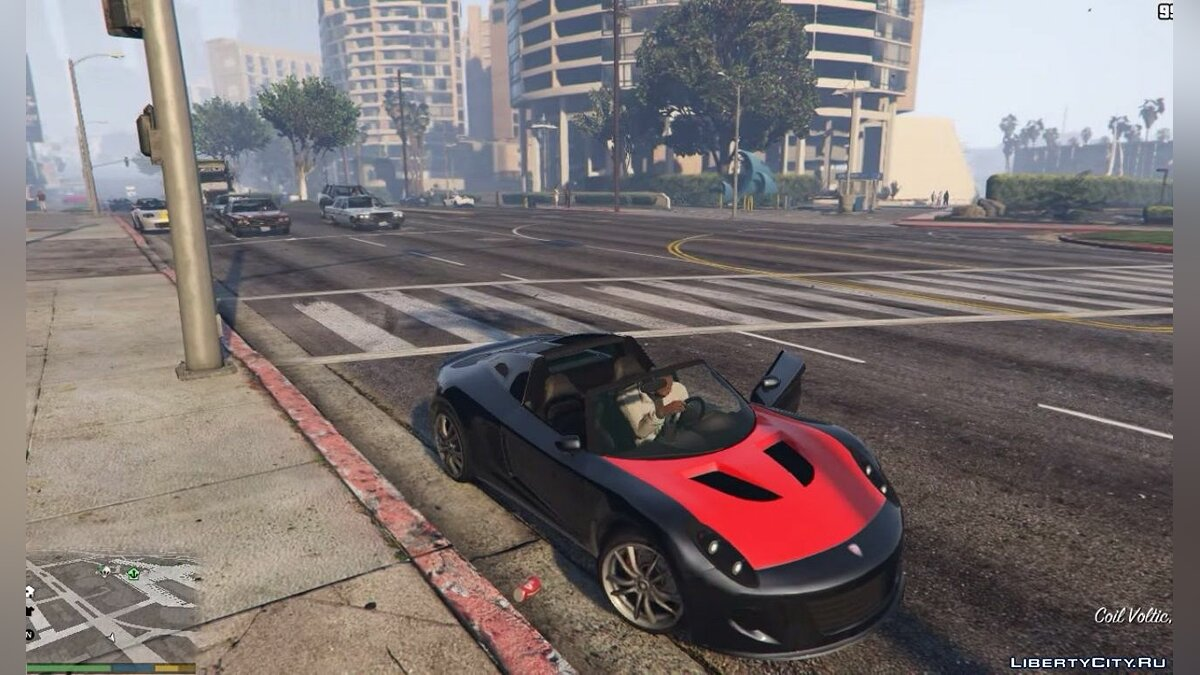 Auto Car Paint for GTA 5 - screenshot #2