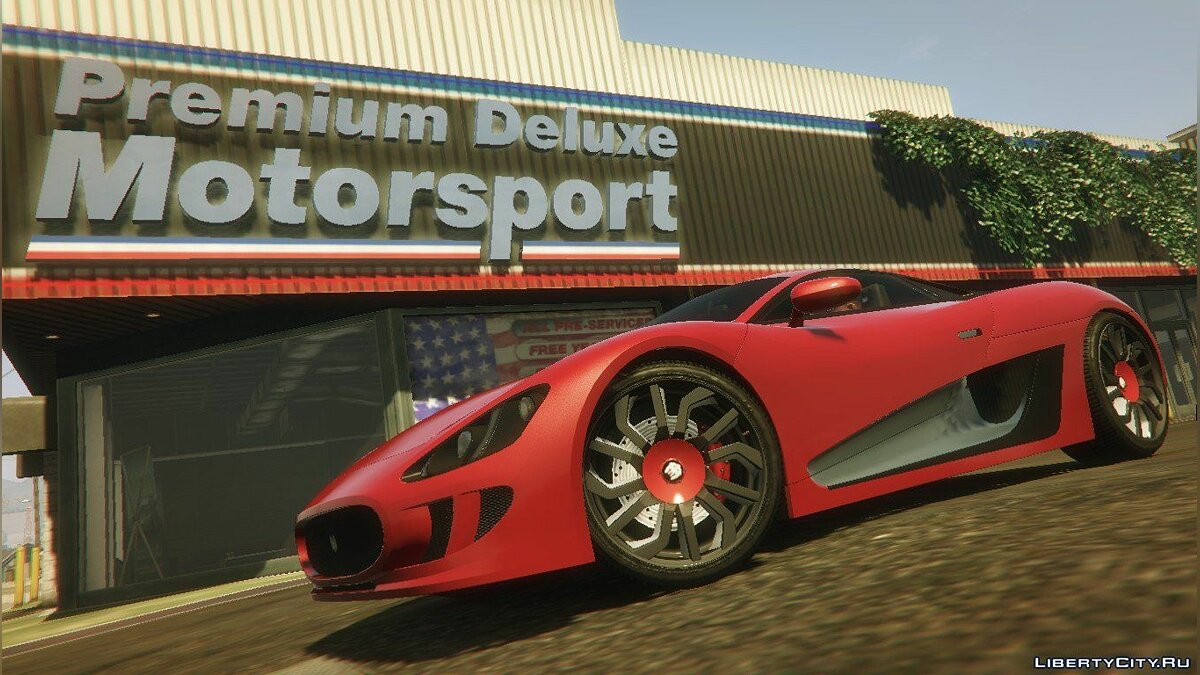Script mod Premium Deluxe Motorsport Car Dealership 4.2.1 for GTA 5