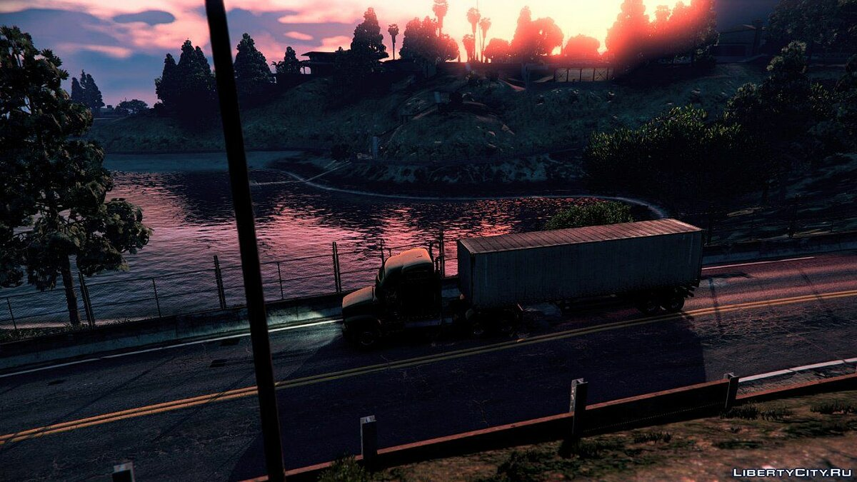 Script mod Trucking Missions Pack 1.7 for GTA 5